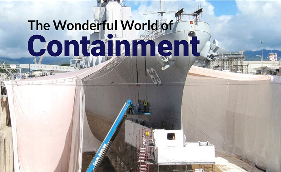 The Wonderful World of Containment